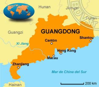 Resultado de imagem para província de guangdong china